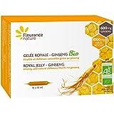 Fleurance Nature Complément Alimentaire Ampoule de Gelée Royale/Ginseng Bio 10 Unités
