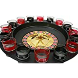 Divinext Shot Glass Roulette - Drinking Game Set