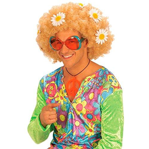 NET TOYS Damenbrille Party Brille 70er Partybrille Damen Karnevalsbrille Faschingsbrille...