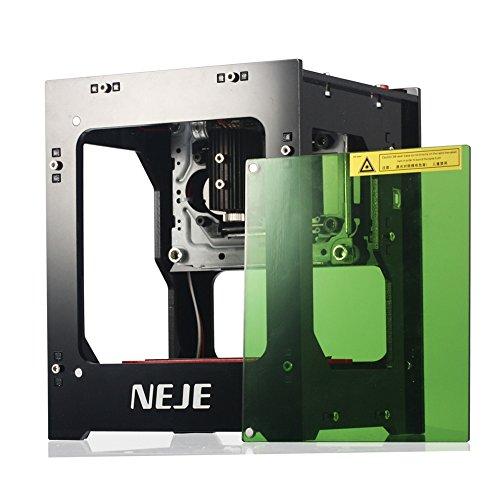 1000mW/1500mw Dual USB Micro Laser Gra vierer graviermaschine grabado Herramientas Impresora Maker para Win 7, XP, Win 8, Win 10