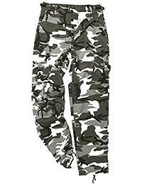 Mil-Tec BDU Ranger Combat Pantalons Urban