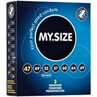 My Size Condoms 47mm x3 Slim Trim Small Condoms (German Engineering at its best) preisvergleich bei billige-tabletten.eu