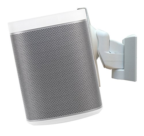 newstar-nm-ws100white-pared-color-blanco-soporte-de-altavoz-soporte-para-altavoces-2-kg-50-mm-60-mm