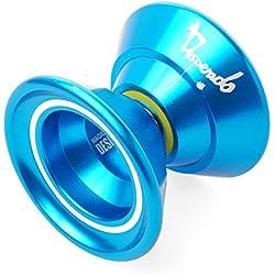 XCSOURCE® YoYo Mágico Original Profesional Aluminio N5 5 Cuerdas y Guante TH006