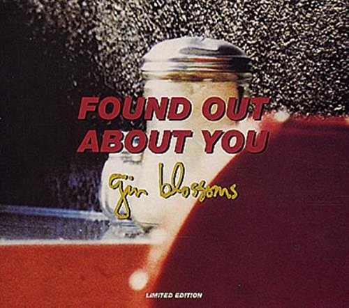 Found out about you (digi, 1992/94, plus 3 live tracks)