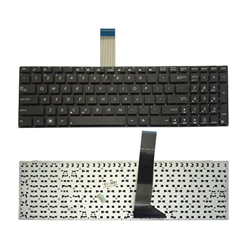 Lapmate SwiztekReplacement New Asus X550 X550C X501 X501A X501U X501EI X501XE X502 X550C Laptop Keyboard Black