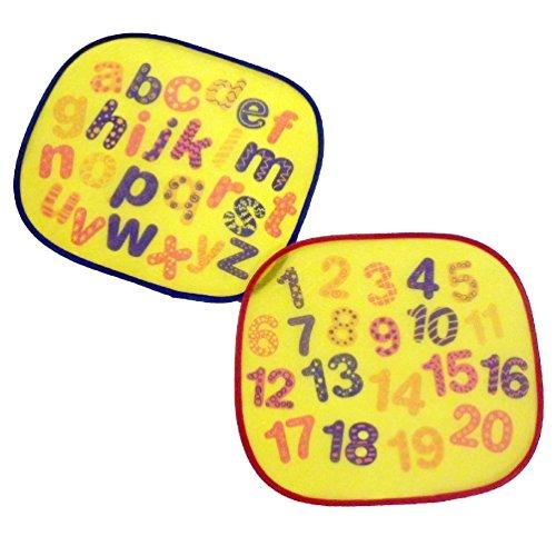First Steps Lot de 5,1 cm lettres et chiffres \