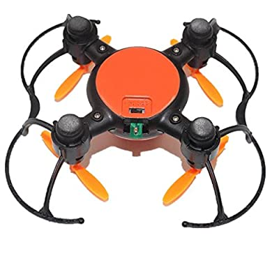 Hahuha FX133 Mini 2.4GHZ 4CH RC Quadcopter Helicopter 360 Degree Rotation Drone RTF for Kids Teens and Adult Toy Christmas Gift