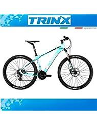 'Mountain Bike Bicicleta trinx B500big727,5MTB Shimano Altus 24velocidades Hydraulic