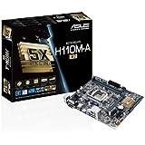 Asus H110M-A/M.2 Mainboard Sockel 1151 (mATX, Intel H110, 2x DDR4, 1x M.2/M-Key, 4x SATA 6Gb/s, 2x USB 3.0, 2x USB 2.0, PCIe 3.0) - gut und günstig