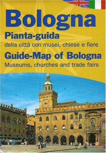 Bologna (City Guide Maps of Italy)