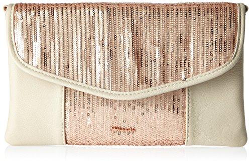 Tamaris - Stella Clutch Bag, Stringate Donna Oro (Gold (copper comb 918))