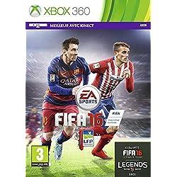 FIFA 16 XBOX360 FR PG FRONTLINE
