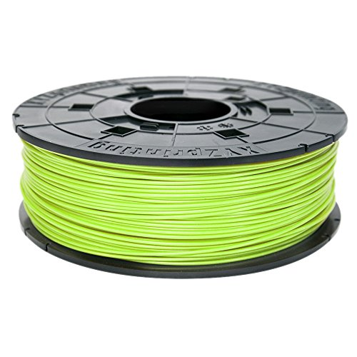 Xyzprinting rfplaxeu0ae filamento pla 600 g, verde chiaro