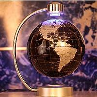 Descrizione:    Il levitating globo da 8 pollici può ruotare in sé, mostrando il fascino della tecnologia moderna e dando la sensazione di effetto speciale. Viene fornito con supporto, che protegge il globo da eventuali danni, anche se l'appa...