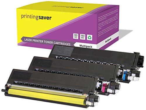 CYAN, MAGENTA, GELB Toner kompatibel für BROTHER HL-L8250CDW, HL-L8250CDN, HL-L8350CDW, HL-L8350CDWT, DCP-L8400CDN, DCP-L8450CDW, MFC-L8600CDW, MFC-L8650CDW, MFC-L8850CDW drucker (Brother Toner-l8600cdw)