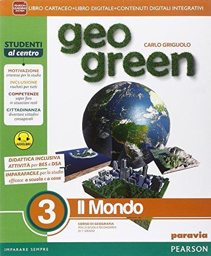 Geo green. Per la Scuola media. Con e-book. Con espansione online: 3