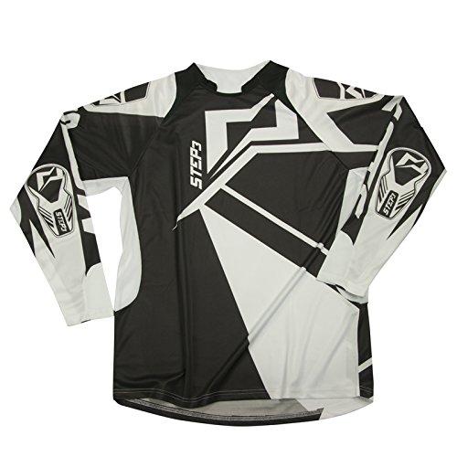 Mots mt2106mn Trial Step 3T-shirt, Nero, Taglia M