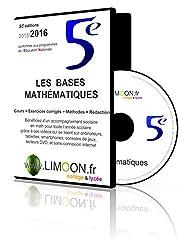 Les bases mathématiques en 5e : Soutien scolaire en vidéos - Maths 5e
