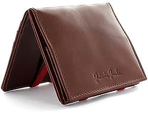 549d5bc0294f0 JAIMIE JACOBS Flap Boy - Das Original - Magic Wallet mit Münzfach ...