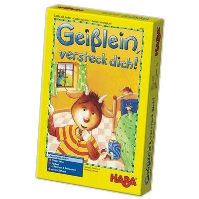 Eine Kostüm Hause Zu Wolf - HABA Geißlein, versteck Dich!