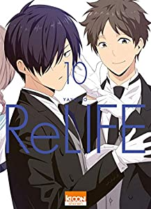 ReLIFE Edition simple Tome 10