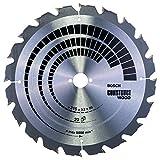 Bosch 2608640701 - Lama per sega circolare da tavolo, 315x30, 20 denti