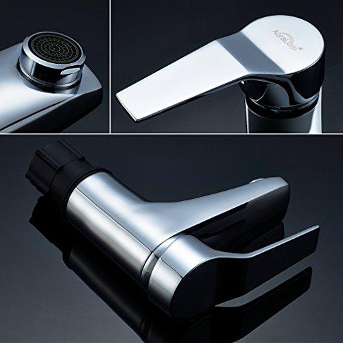Auralum® Eleganter Einhebel Wasserhahn - 3