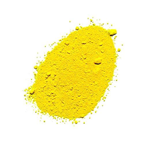 Lienzos Levante 0210121032 - Reines Pigment im100 ml Behäleter, 32, Farbe Arylamidegelb zitron
