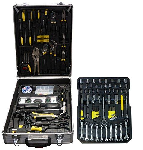 Mannsberger Werkzeug Set 182 tlg.