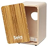 Sela CaSela SE 004 Cajón + Zebrano Kit de montage avec système snare à retirer