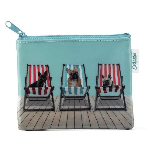 Extragifts Deckchair Dogs Geldbeutel