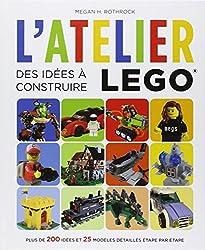 Atelier LEGO - Des idées à construire