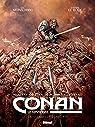 Conan le Cimmérien - La Citadelle écarlate par Brunschwig