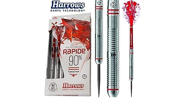 1 Satz Ersatzflys von Roleo Darts Softdart Pfeile Dartpfeile Harrows Supergrip 20g inkl