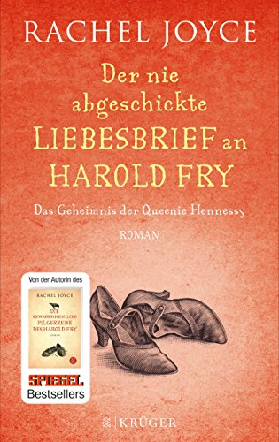 Buchseite und Rezensionen zu 'Der nie abgeschickte Liebesbrief an Harold Fry: Das Geheimnis der Queenie Hennessy' von Rachel Joyce