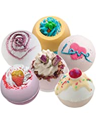 Bomb Cosmetics You're My Favourite Bath Blaster Bundle, 6 x 160g [Contents May Vary]