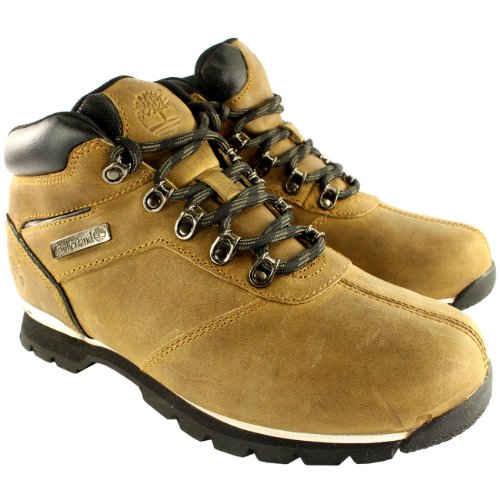 Timberland Mens Splitrock 2 Earthkeepers Hiker Lace Up Ankle Boots New UK 7-12