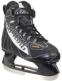 American calzado deportivo Junior Cougar suave para Hockey sobre patines