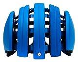 Carrera Suede - Casco de Bicicleta, Azul (Bleu Mat), M/L (58-61)