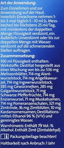 Zoom IMG-1 klosterfrau melissengeist 47 ml by