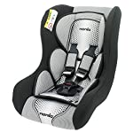 Car seat Group 0/1/2 (0-25kg) - Made in France - Side Protections -Approved ECE R44/04.