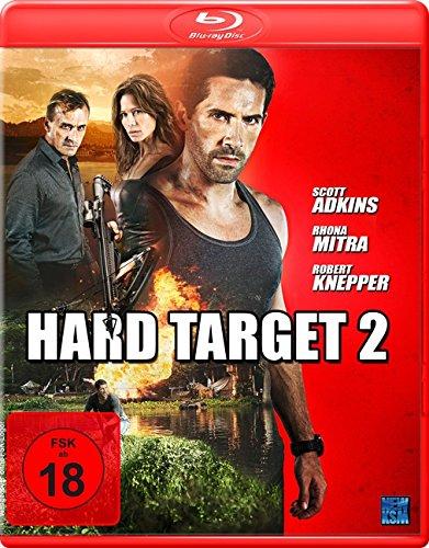 Hard Target 2 [Blu-ray] (Hard Target-film)