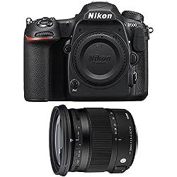 NIKON D500 + Sigma 17-70 Contemporary