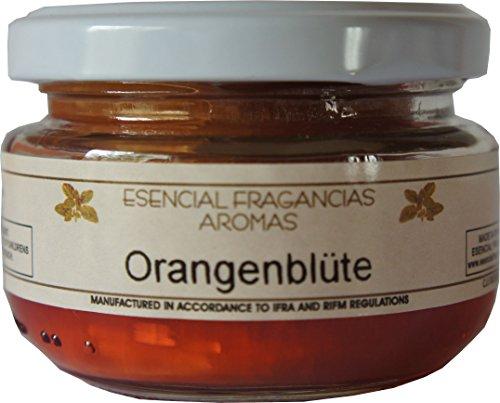 Duftglas Raumerfrischer Glas Orangenblüte