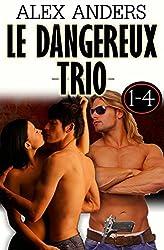 Le Dangereux Trio 1-4 : Tabou mmf bisexuel