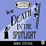 Best Mystery Audio Books - Death in the Spotlight: A Murder Most Unladylike Review