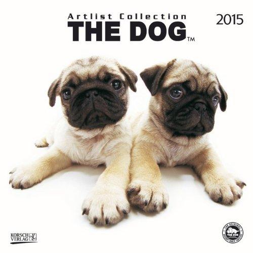 The Dog 2015. Broschürenkalender