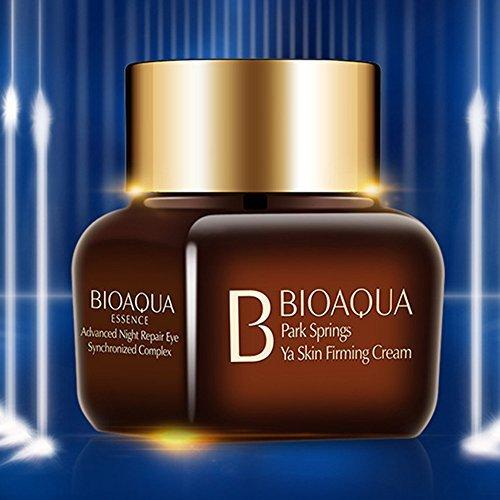 Bioa Qua Night Repair Eye–Ojo Cuidado Crema–Anti