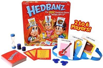 Juegos Hedbanz [Importado de Inglaterra] de Spin Master